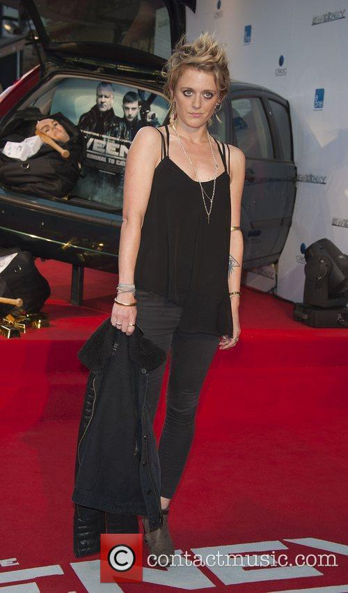 Bo Bruce attending the film premiere of The...