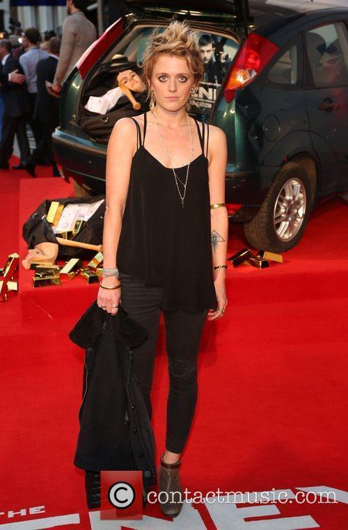 Bo Bruce The Sweeney UK film premiere held...