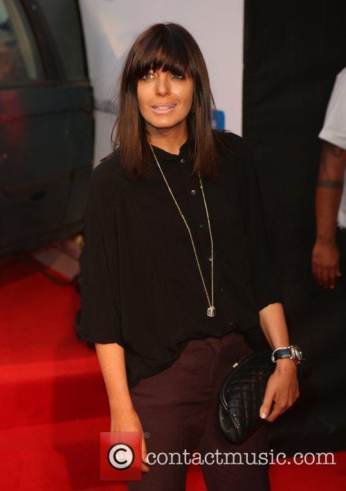 Claudia Winkleman The Sweeney UK film premiere held...