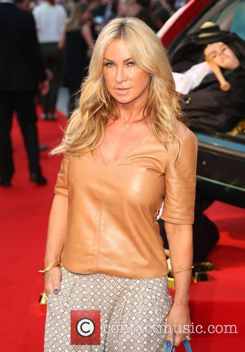 Meg Mathews The Sweeney UK film premiere held...