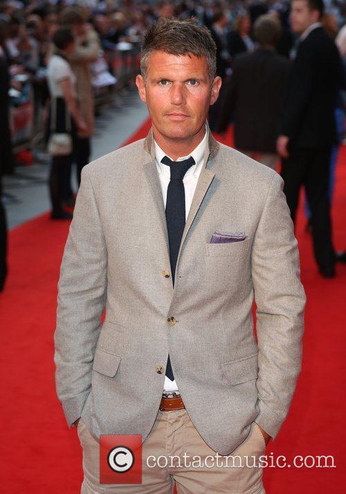 Nick Love The Sweeney UK film premiere held...