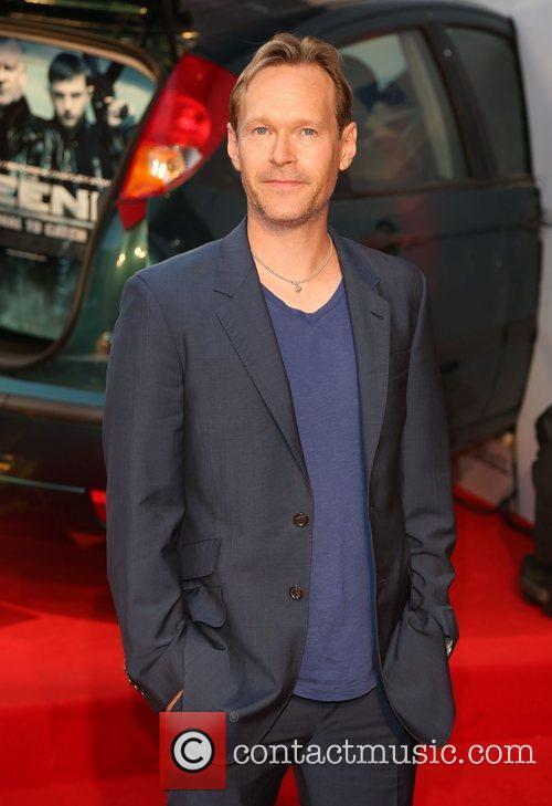 Steven Mackintosh The Sweeney UK film premiere held...