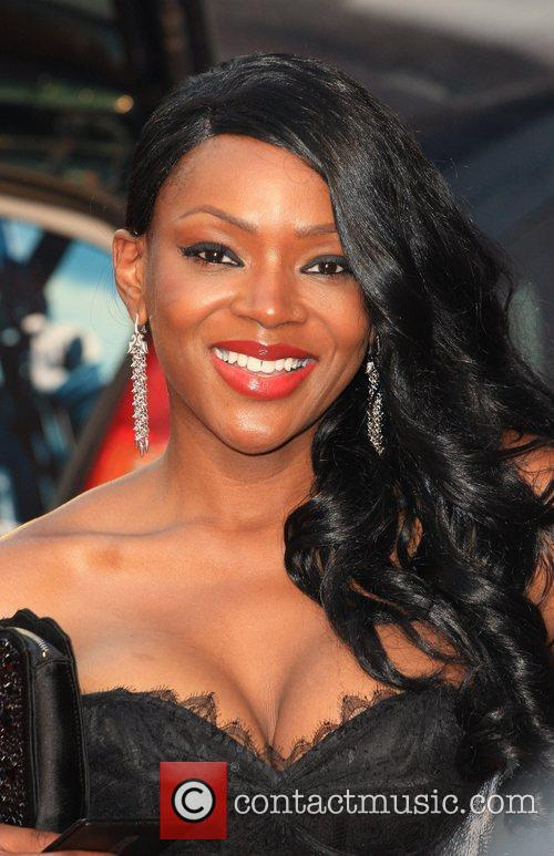caroline chikezie the sweeney uk film premiere 5903583