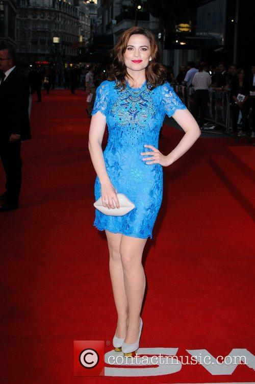 hayley atwell the sweeney uk film premiere 5903647