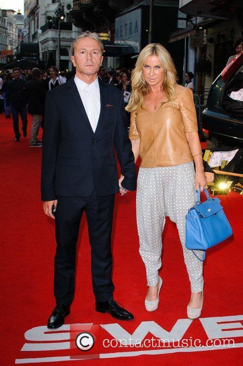 Meg Matthews The Sweeney UK film premiere held...