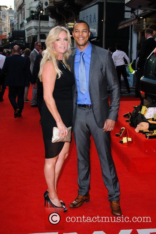 Michael Wildman The Sweeney UK film premiere held...