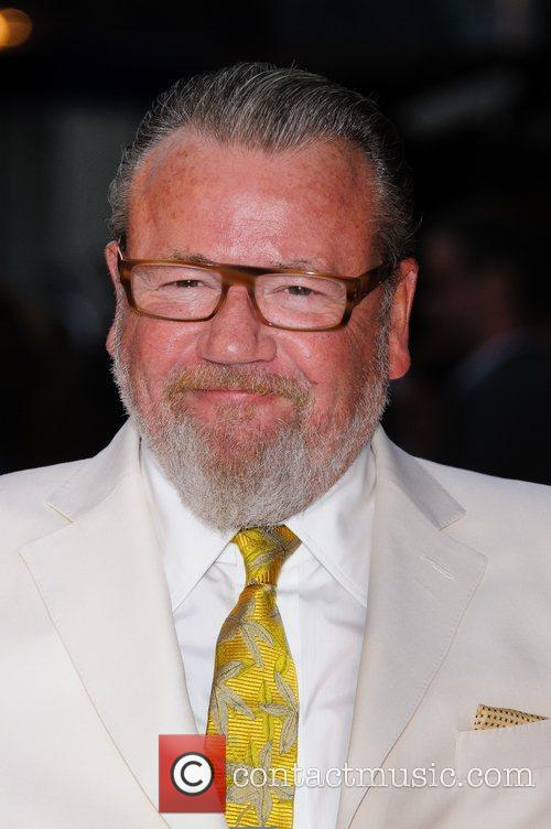 Ray Winstone The Sweeney Premiere