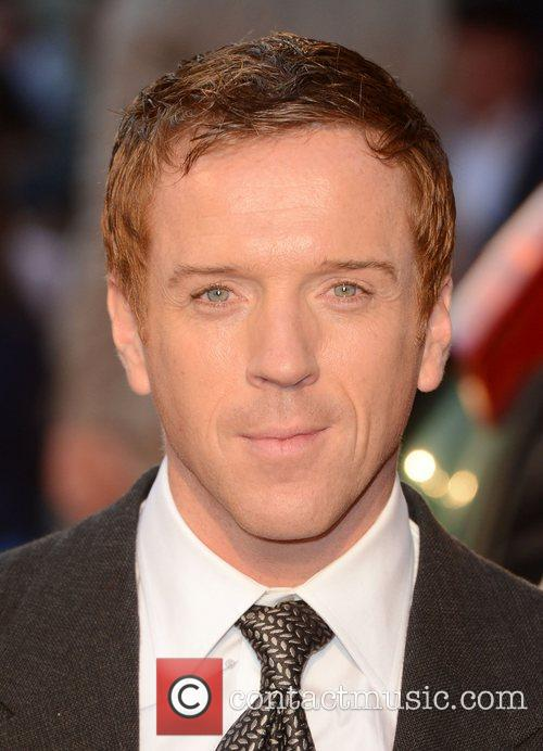 Damian Lewis at the premiere of The Sweeney...