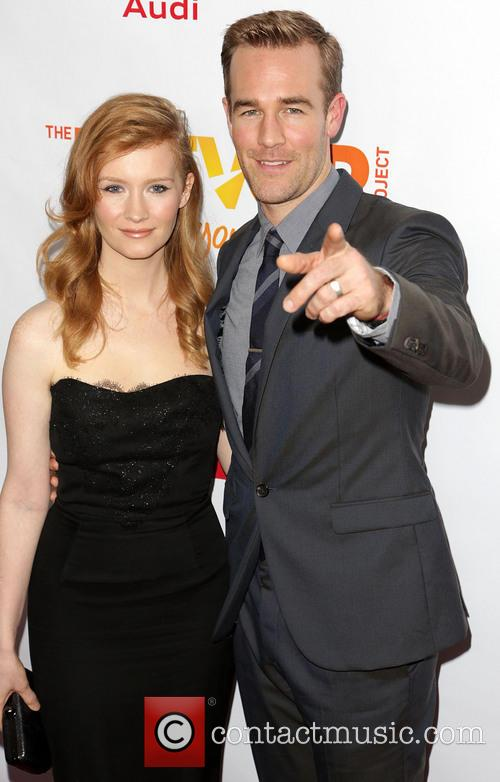 James And Kimberly Van Der Beek, Trevor Project