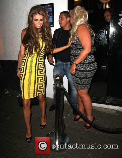 Adam Brooks, Chloe Sims and Gemma Collins 1