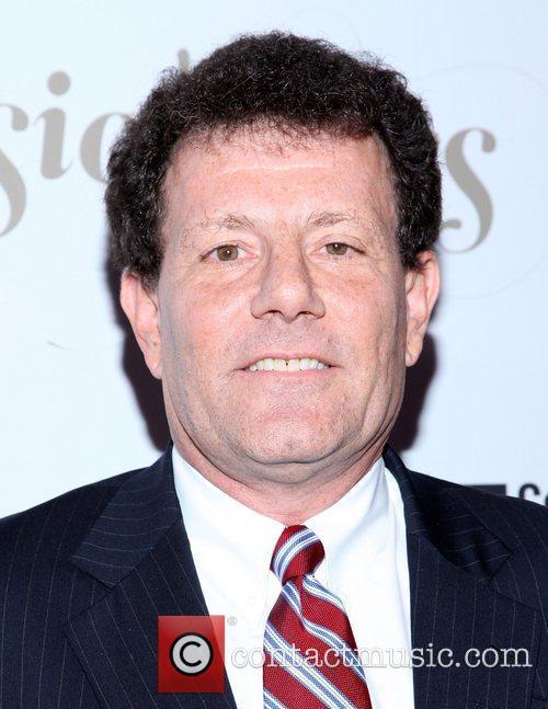 Nicholas D. Kristof ,  at the Conde...