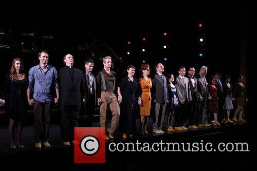 The one-night-only Broadway benefit concert performance of 'The...