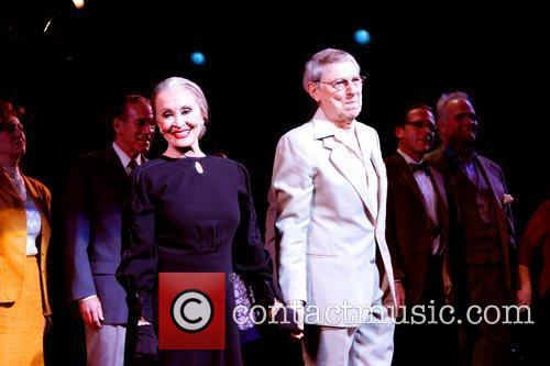 Chita Rivera, John Cullum and Ambassador Theatre 11