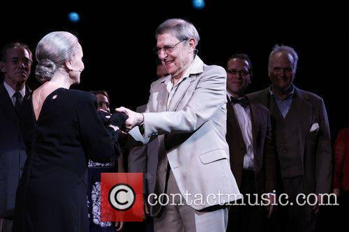 Chita Rivera, John Cullum and Ambassador Theatre 3