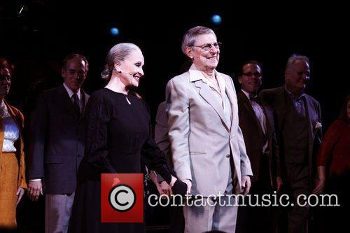 Chita Rivera, John Cullum and Ambassador Theatre 8