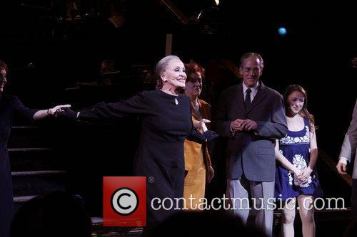 Chita Rivera, Karen Murphy and Ambassador Theatre 9