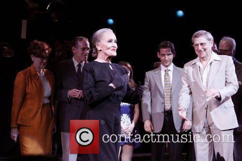 Karen Murphy, Chita Rivera, John Cullum and Ambassador Theatre 3
