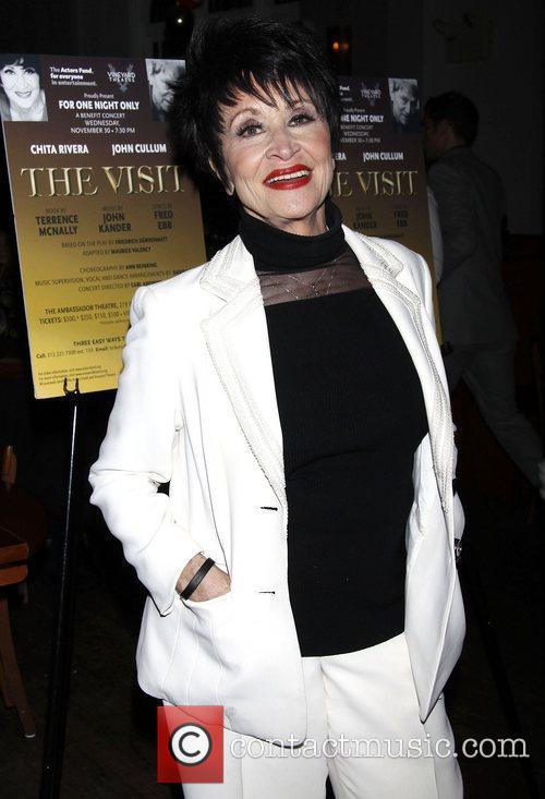 Chita Rivera 8