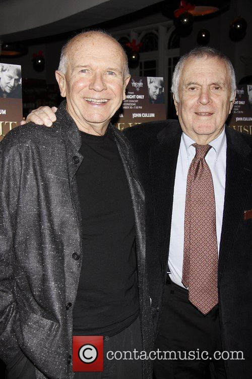 terrence mcnally and john kander after party 3634997
