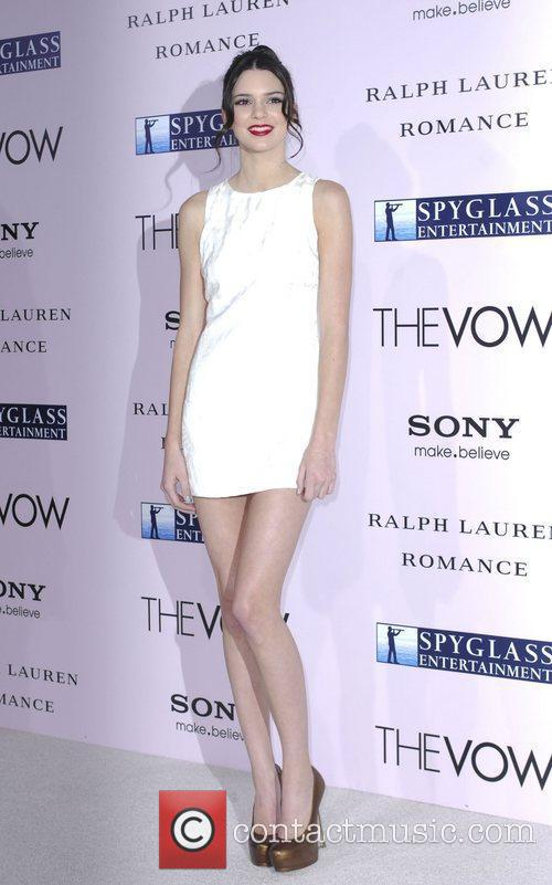 Kendall Jenner  'The Vow' Los Angeles Premiere...
