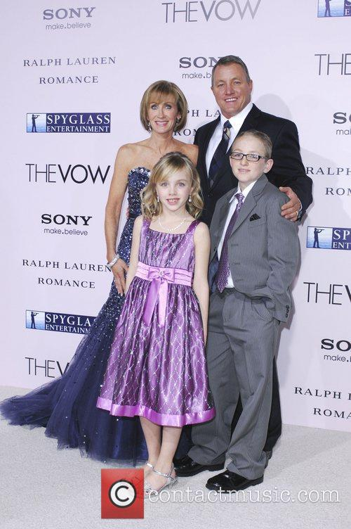 Kim Carpenter, Krickitt Carpenter, family  'The Vow'...