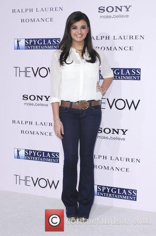 Rebecca Black  'The Vow' Los Angeles Premiere...