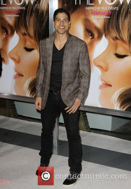 Adam Rodriguez 'The Vow' Los Angeles Premiere at...