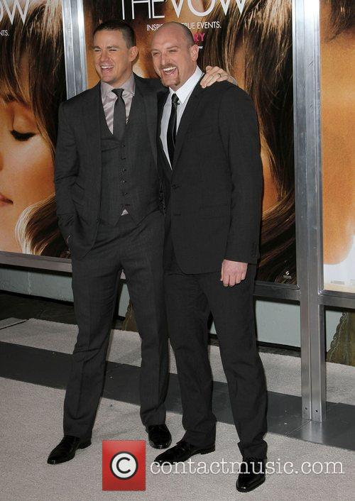 Channing Tatum, Michael Sucsy 'The Vow' Los Angeles...