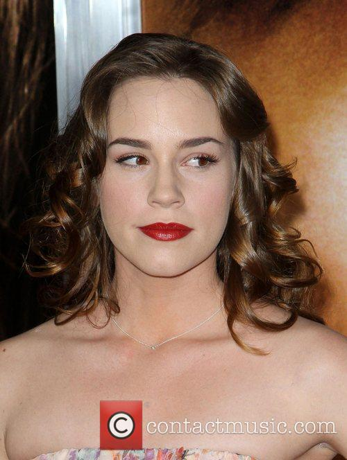 Christa B. Allen 'The Vow' Los Angeles Premiere...