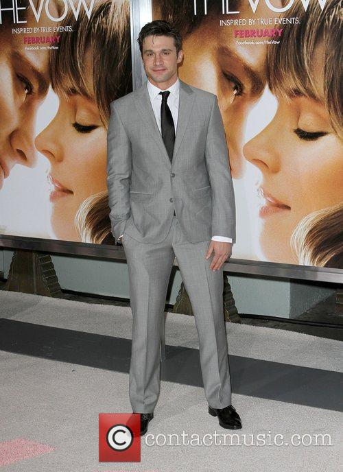 Dylan Casey 'The Vow' Los Angeles Premiere at...