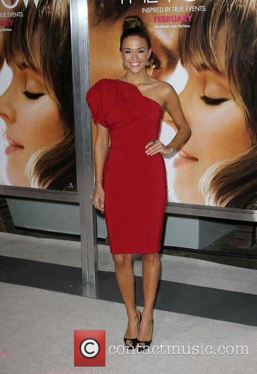 Jenna Kramer 'The Vow' Los Angeles Premiere at...