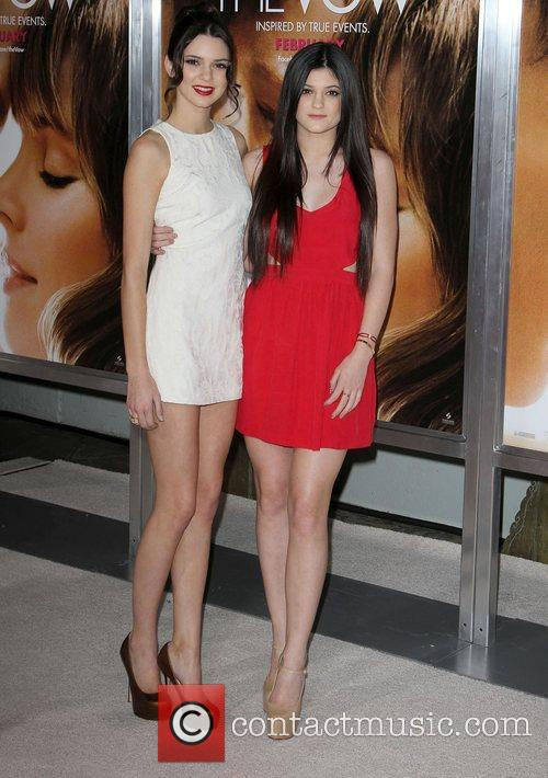 Kendall Jenner, Kylie Jenner, Grauman's Chinese Theatre