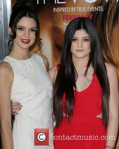 Kendall Jenner, Kylie Jenner and Grauman's Chinese Theatre 10