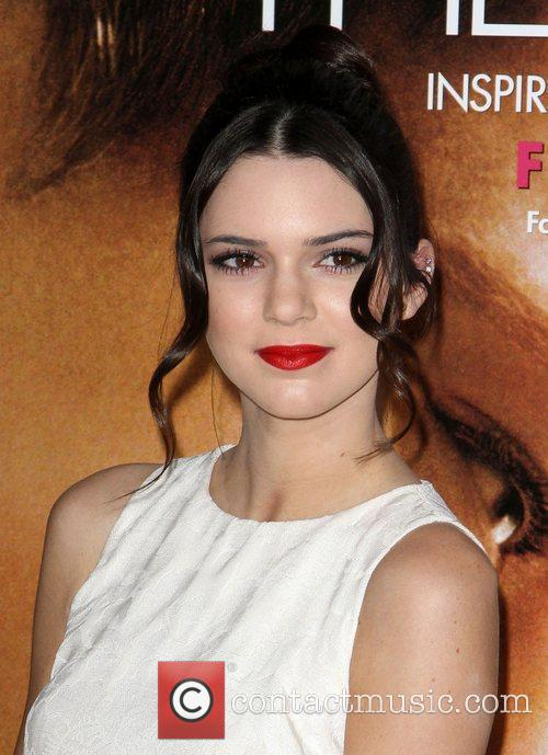 Kendall Jenner and Grauman's Chinese Theatre 8