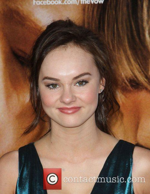 Madeline Carroll 'The Vow' Los Angeles Premiere at...