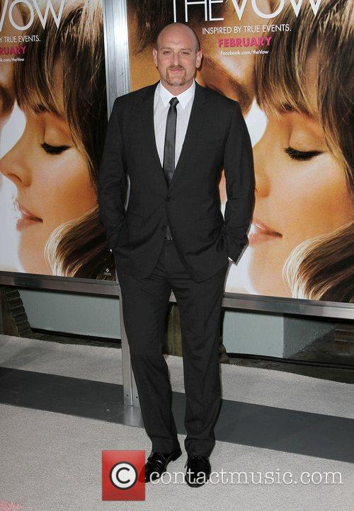 Michael Sucsy 'The Vow' Los Angeles Premiere at...