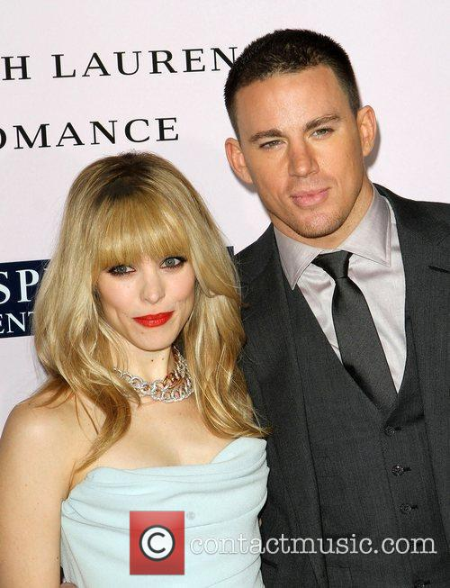 Rachel McAdams, Channing Tatum 'The Vow' Los Angeles...