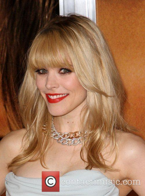 Rachel McAdams and Grauman's Chinese Theatre 13