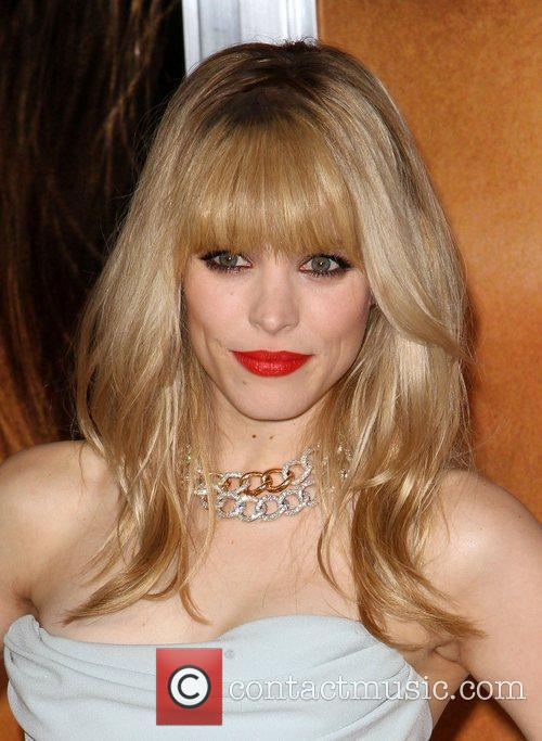 Rachel McAdams and Grauman's Chinese Theatre 18