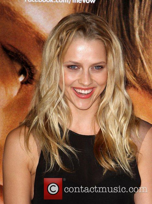 Teresa Palmer and Grauman's Chinese Theatre 1