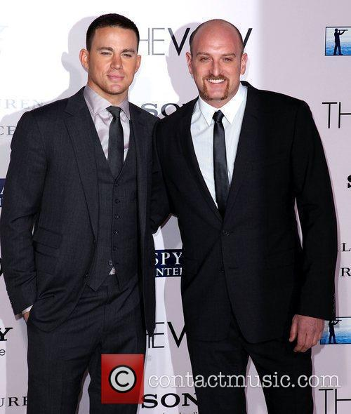 Actor Channing Tatum and director Michael Sucsy...