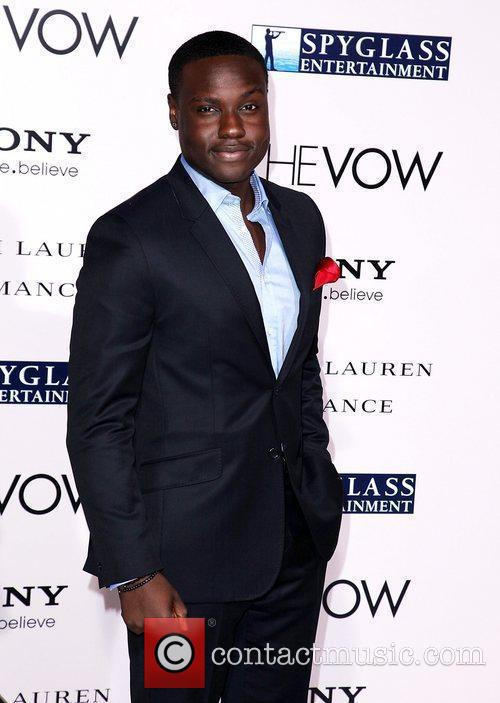 Dayo Okeniyi 'The Vow' Los Angeles Premiere at...