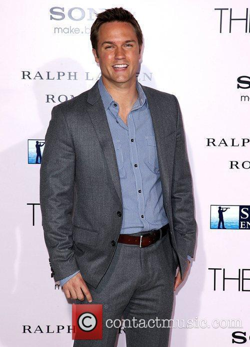 Scott Porter 'The Vow' Los Angeles Premiere at...