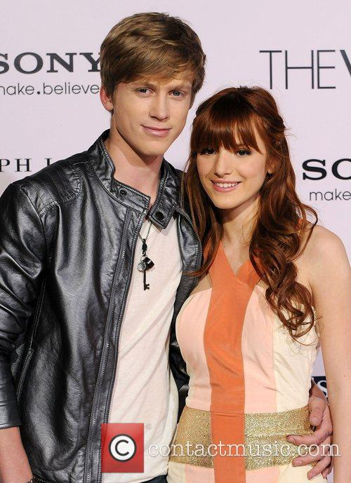 Tristan Klier and Bella Thorne 'The Vow' Los...