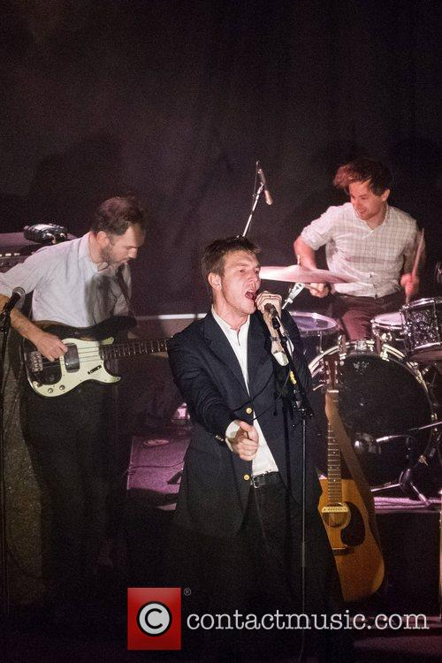 Hamilton Leithauser, The Walkmen and Ao Vivo 12