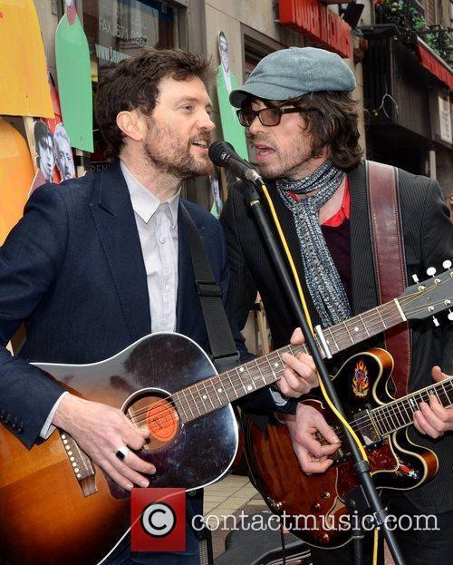 Steve Wall and Joe Wall of The Walls...