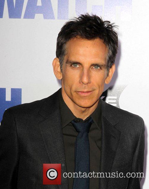 Ben Stiller Los Angeles premiere of 'The Watch'...