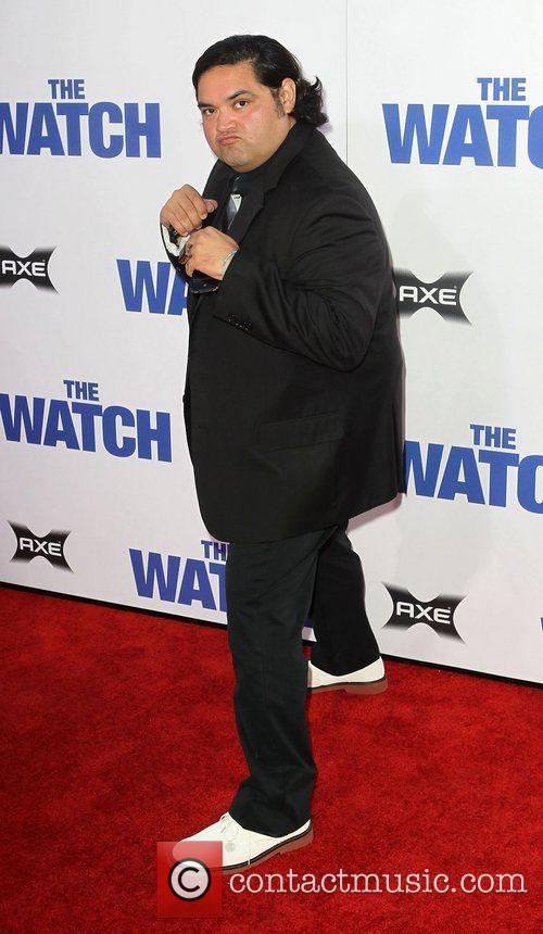Joe Nunez Los Angeles premiere of 'The Watch'...