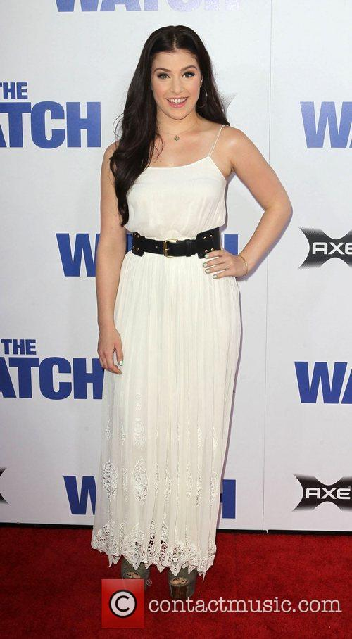Mimi Gianopulos Los Angeles premiere of 'The Watch'...