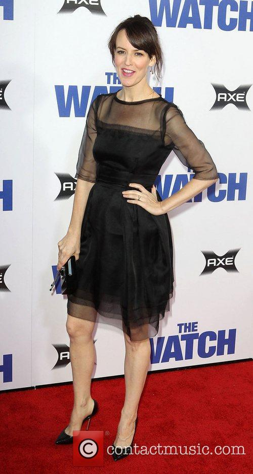 Los Angeles premiere of 'The Watch' held at...